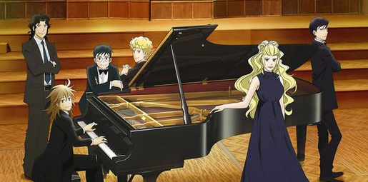 Descargar Piano no Mori (TV) 2nd Season [12/12] [ Mega – Mediafire ] [HD] [Sub Español]