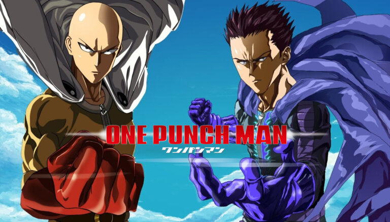Descargar One Punch Man 2nd Season [12/12] [ MEGA – MediaFire ] [HD] [Sub Español]