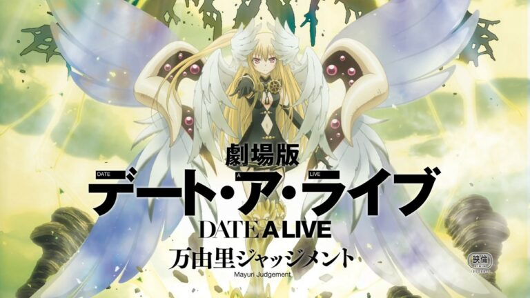 Descargar Date A Live Movie: Mayuri Judgment [ Mega – Mediafire ] [HD] [Sub Español]