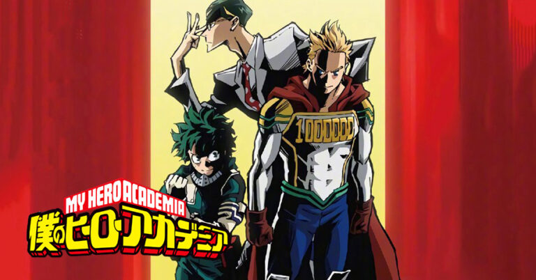 Descargar Boku no Hero Academia Temporada 4 [01/25] [ MEGA – MediaFire ] [HD] [Sub Español]